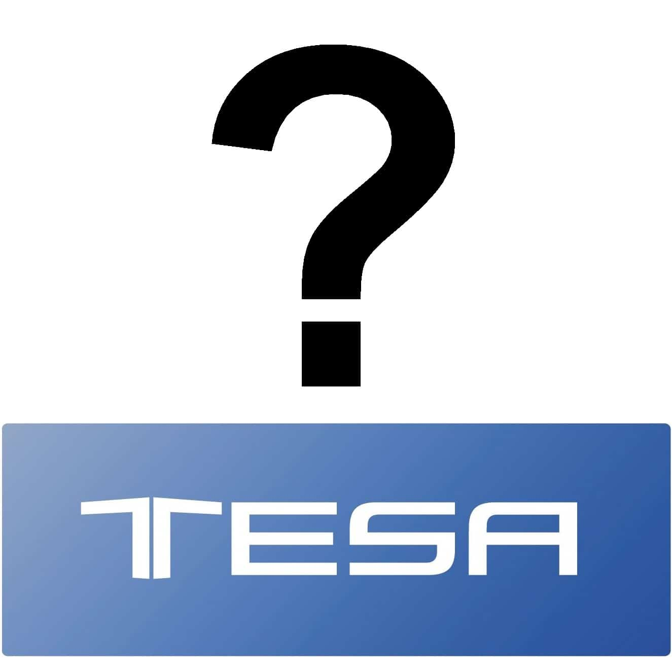 Which TESA Key?