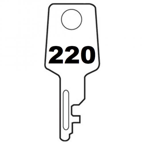 Sudhaus Schlüssel 220