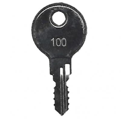 Clé Camlock 100