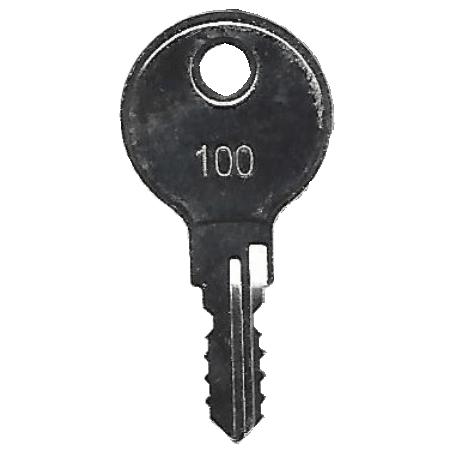 Camlock 100 Key