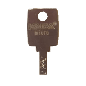 KABA Micro Schlüssel