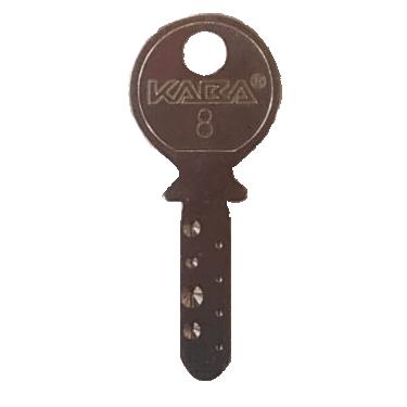 KABA8 Schlüssel