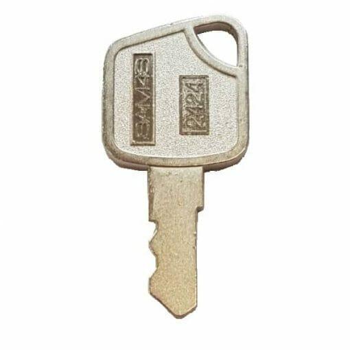 SAM4S 2424 Key