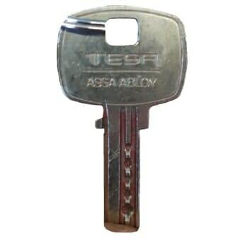 TESA STS key