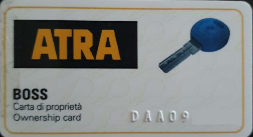 Atra Boss Card