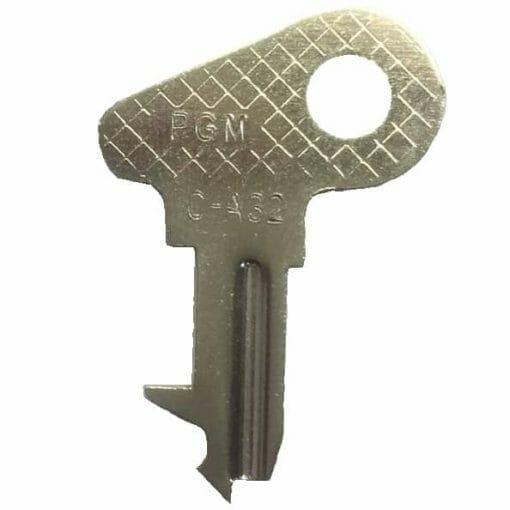 CASIO PGM C-A32 Kassenschlüssel