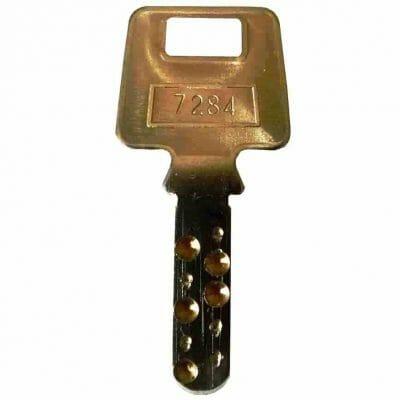 Phoenix Dimple Key