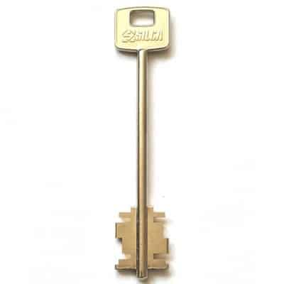 CISA double-bit key